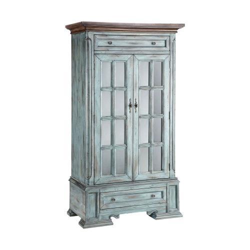 Elk-Home 12031 Hartford - 67 Inch 2-Door 2-Drawer Cabinet with 3 Inner Wood Shelves