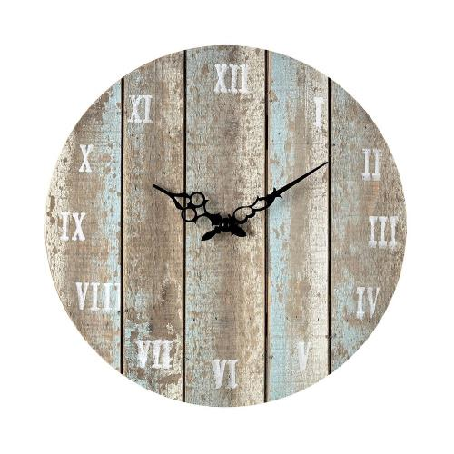 Elk-Home 128 16 Inch Roman Numeral Outdoor Wall Clock