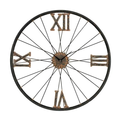 Elk-Home 129-1088 24 Inch Wall Clock