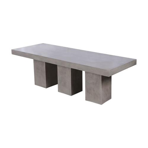 Elk-Home 157-048 Kingston - 94 Inch Indoor/Outdoor Dining Table