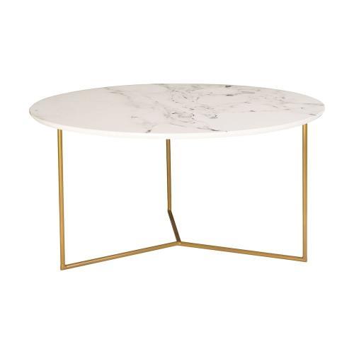 Elk-Home 1572-019 Glacier - 31.5 Inch Coffee Table