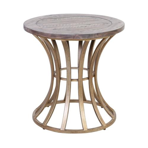 Elk-Home 164-008 Meditation - 24 Inch Accent Table