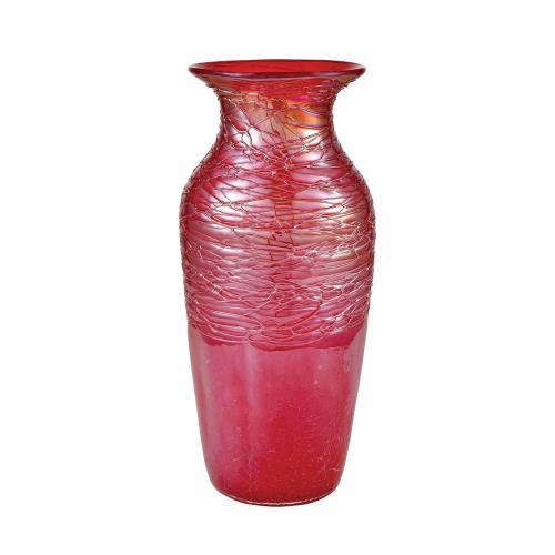 Elk-Home 201561 Cerise - 11.75 Inch Tall Vase