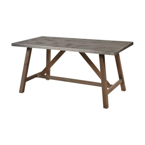 Elk-Home 3138-504 Perot - 62.99 Inch Dining Table