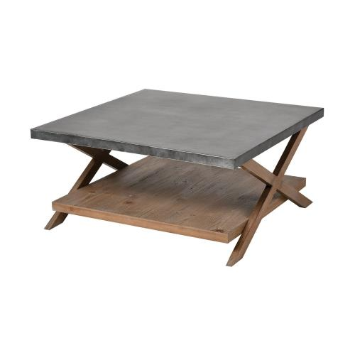 "Elk-Home 3138-518 Winterfell - 31.5"" Coffee Table"