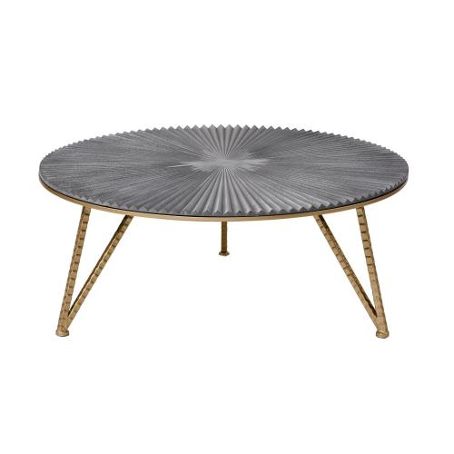 Elk-Home 3200-236 Concrete Origami - 36 Inch Coffee Table