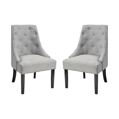 Elk-Home 5231-S2 Nine Elms - 39 Inch Accent Chair (Set of 2)
