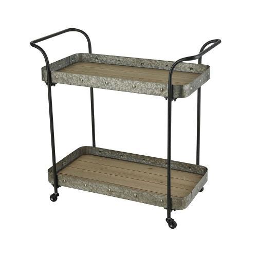 Elk-Home 609787 Homefront - 32.5 Inch Serving Cart