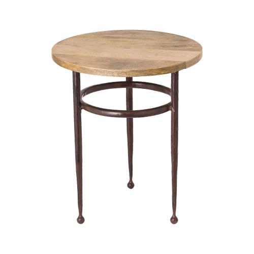 Elk-Home 610127 Cave Creek - 19 Inch Side Table