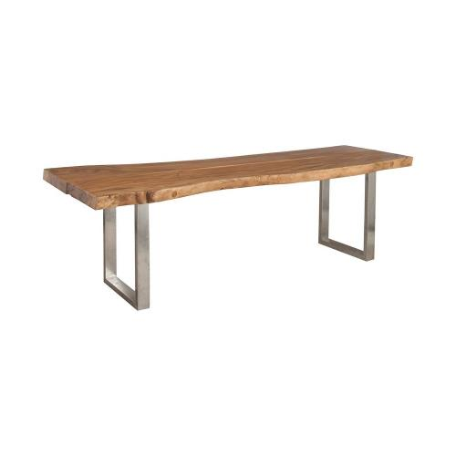 Elk-Home 6117003 Reclaimed Wood - 99 Inch Dining Table