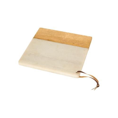 Elk-Home 626821 Glenhurst - 9.5 Inch Square Serving Board