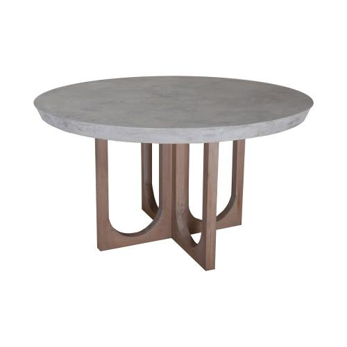 Elk-Home 7011-1497 Innwood - 54 Inch Outdoor Round Dining Table