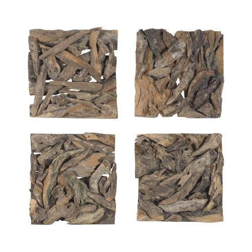 Elk-Home 7011-347/S4 Ekwok - 15 Inch Wall Collage (Set of 4)