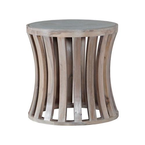 Elk-Home 7118507 Bridgestone - 20 Inch Large Round Side Table