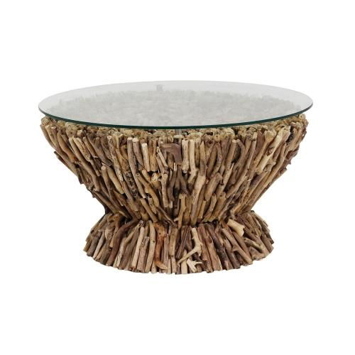 Elk-Home 7162-086 Drift Bundle - 27.56 Inch Coffee Table