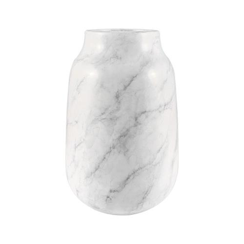 Elk-Home 857-177 Lucca - Transitional Style w/ Luxe/Glam inspirations - Earthenware Small Vase - 9 Inches tall 6 Inches wide