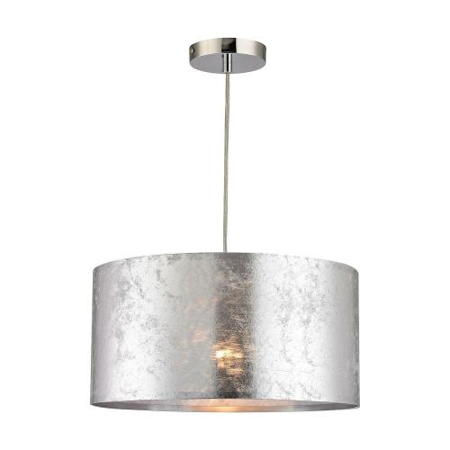 Elk-Home D2957 Tsar - Modern/Contemporary Style w/ Luxe/Glam inspirations - Metal and Paper 1 Light Pendant - 8 Inches tall 16 Inches wide