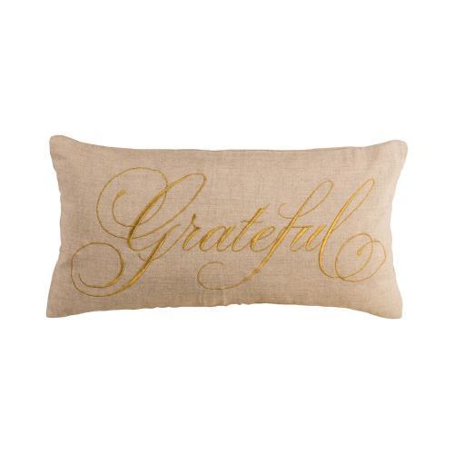 Elk-Home PLW028 Grateful - 20x12 Inch Pillow
