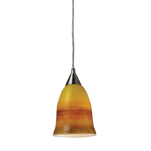 Elk Lighting 10218/1ERH Horizon - One Light Mini Pendant