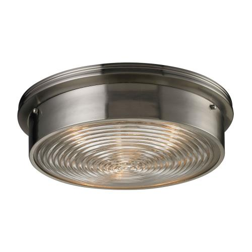 Elk Lighting 11463/3 Chadwick - Three Light Flush Mount