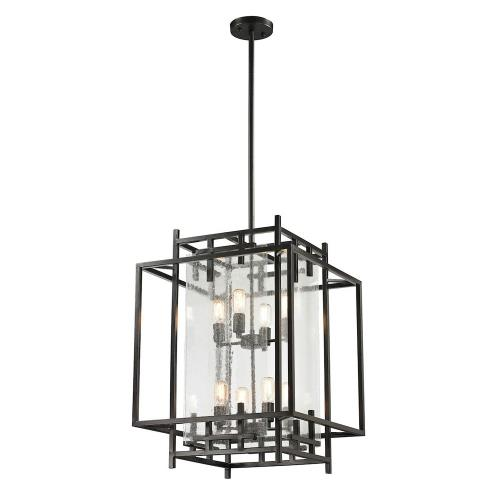 Elk Lighting 14205/4+4 Intersections - Eight Light Pendant