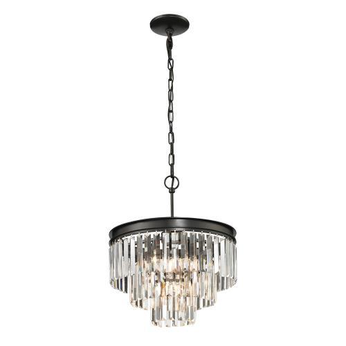 Elk Lighting 14212/3+1 Palacial - Four Light Chandelier