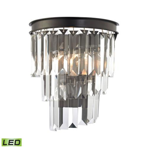 Elk Lighting 14215/1-LED Palacial - 10 Inch 4.8W 1 LED Wall Sconce