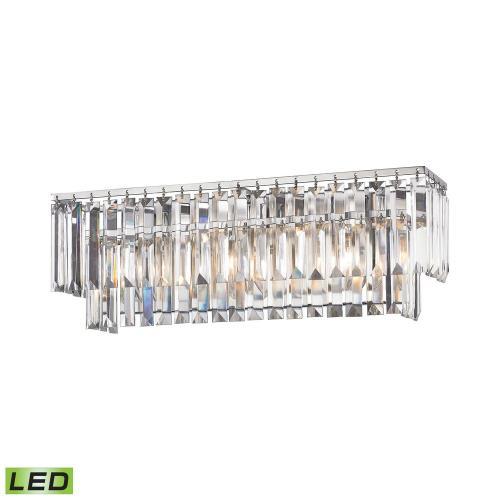 Elk Lighting 152-2/3-LED Palacial - 21 Inch 14.4W 3 LED Bath Vanity