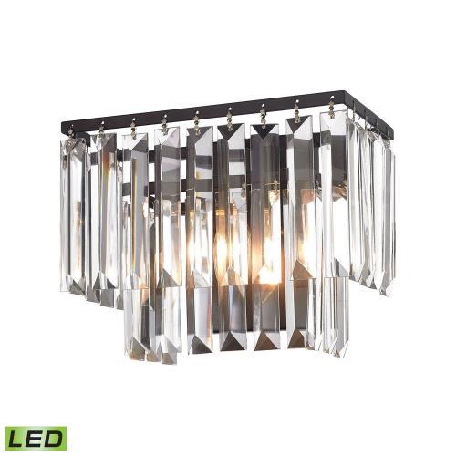 Elk Lighting 152-0/1-LED Palacial - 10 Inch 4.8W 1 LED Bath Vanity