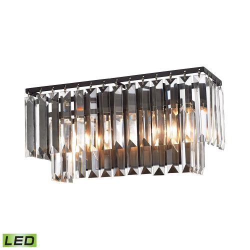 Elk Lighting 152-1/2-LED Palacial - 15 Inch 9.6W 2 LED Bath Vanity