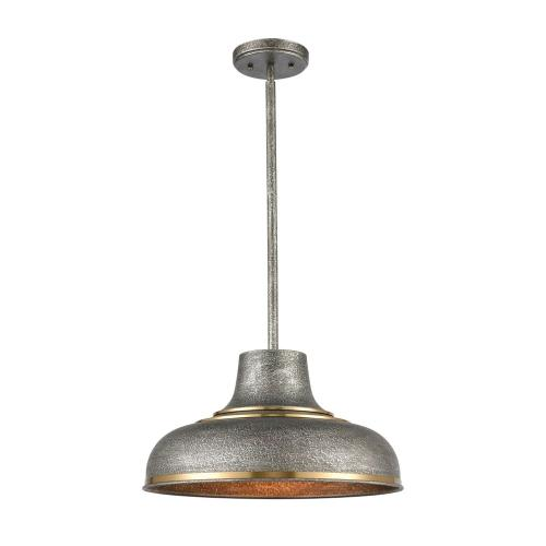 Elk Lighting 15575/1 Kerin - One Light Pendant