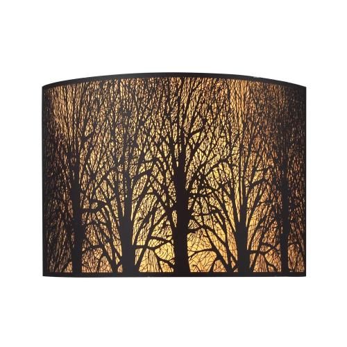 Elk Lighting 31070/2 Woodland Sunrise - Two Light Wall Sconce