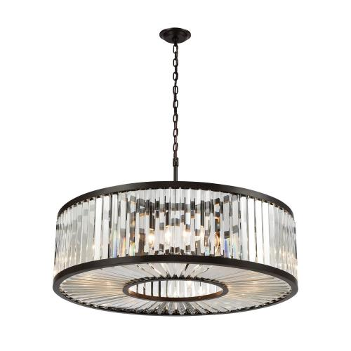 Elk Lighting 33068/11 Palacial - Eleven Light Chandelier