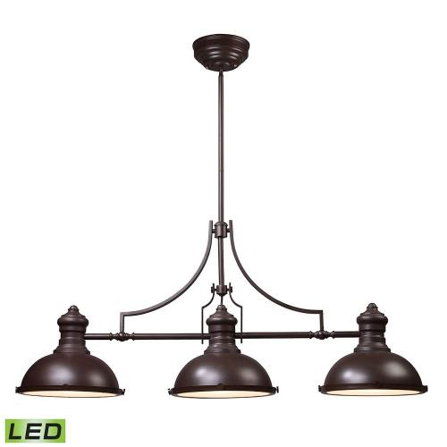 Elk Lighting 66135-3-LED Chadwick - 21 Inch 28.5W 3 LED Island