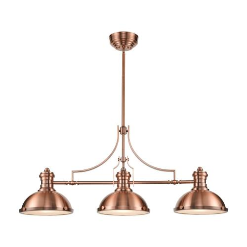 Elk Lighting 66145-3 Chadwick - Three Light Island