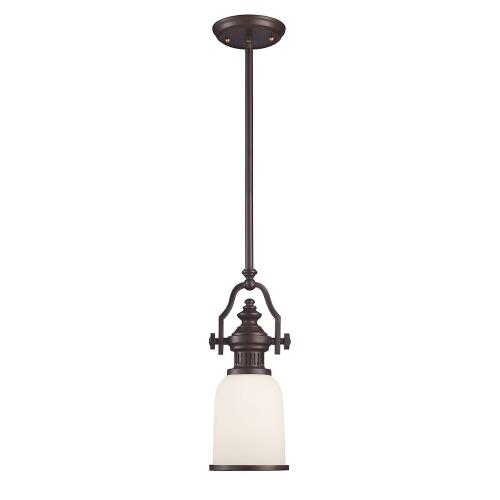 Elk Lighting 66632-1 Chadwick - One Light Mini Pendant