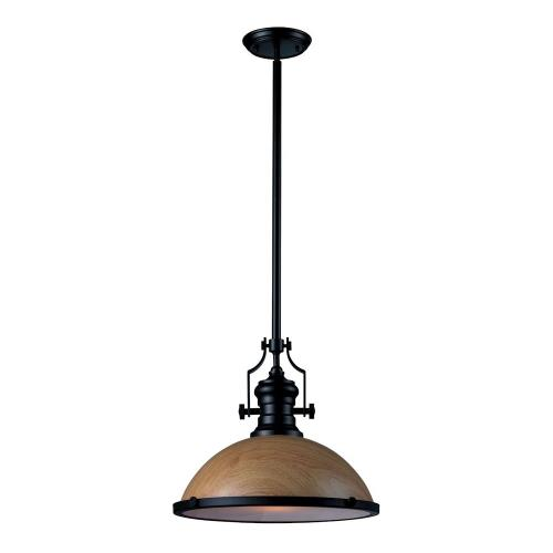 Elk Lighting 66654-1 Chadwick - One Light Pendant