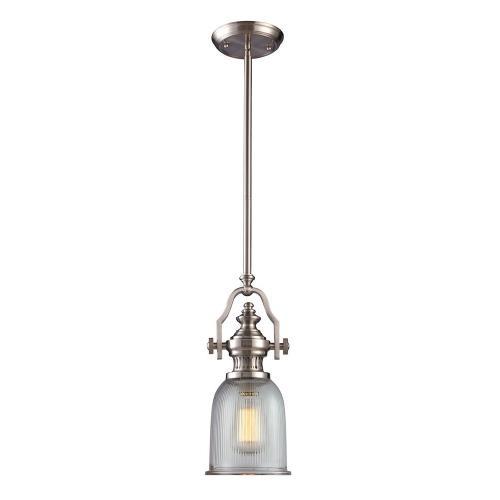 Elk Lighting 66771-1 Chadwick - One Light Mini Pendant