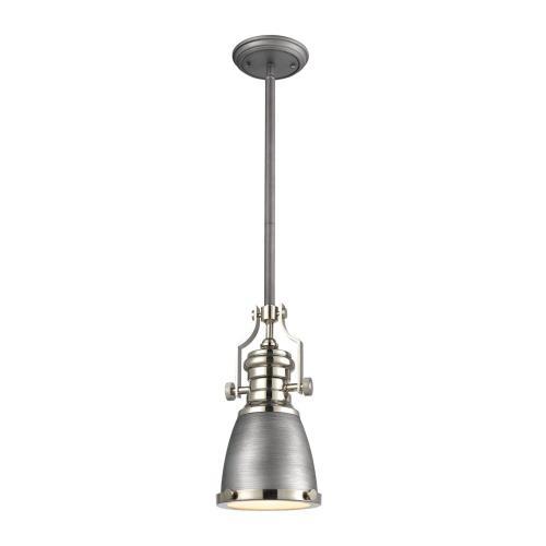 Elk Lighting 66579-1 Chadwick - One Light Mini Pendant