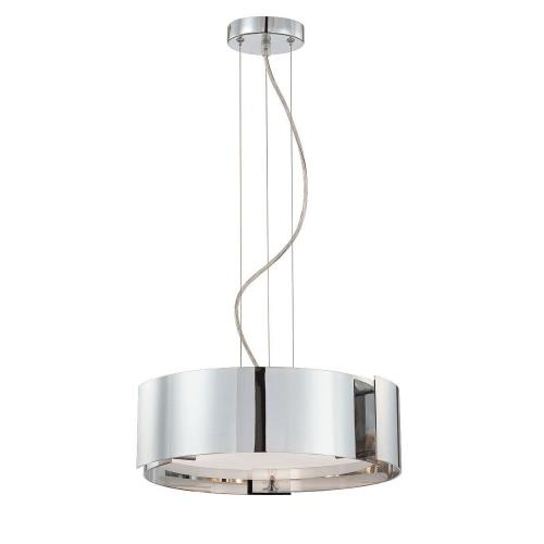 Eurofase Lighting 12530 Dervish - 3 Light Small Pendant - 15 Inches Wide by 5.5 Inches High