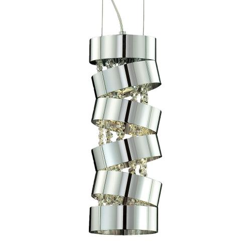 Eurofase Lighting 20389-017 Ariella - 1 Light Pendant - 5.5 Inches Wide by 16.5 Inches High