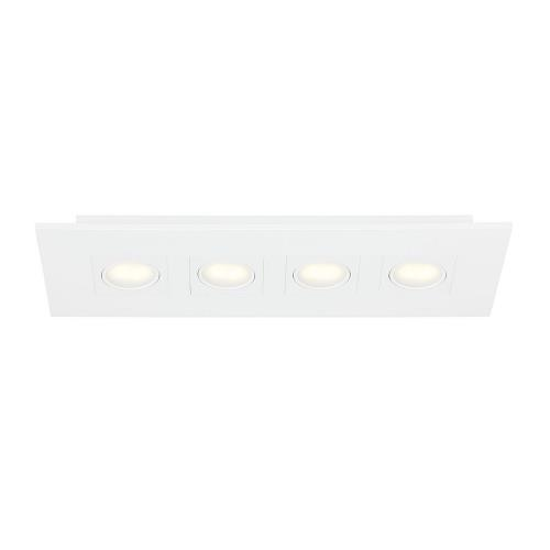 Eurofase Lighting 27993-019 Venue - 24.75 Inch 36W 4 LED Linear Flush Mount