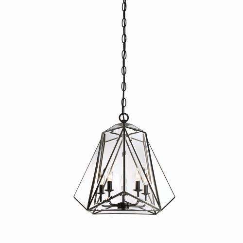 Eurofase Lighting 31646-017 Glacier - Five Light pendant