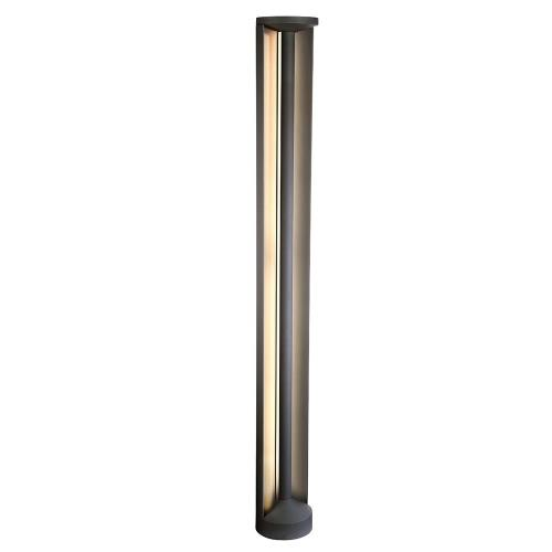Eurofase Lighting 31919 30W 1 LED Bollard - 6.31 Inches Wide by 55.13 Inches High