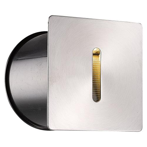 Eurofase Lighting 32149 3.75 Inch 3W 1 LED Outdoor In-Wall Light