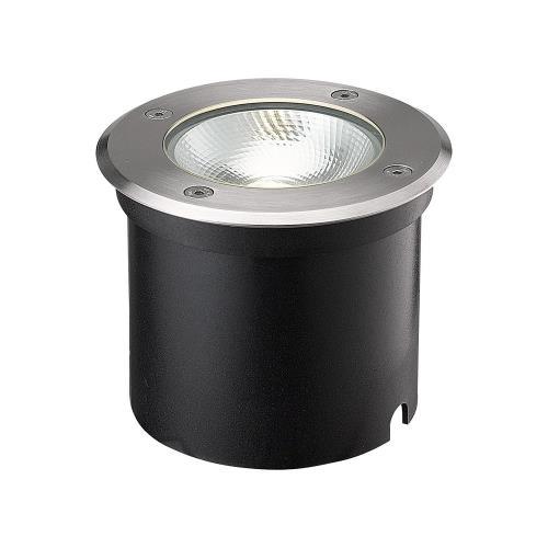 Eurofase Lighting 32189 5 Inch 7W 1 LED Round In-Ground Light