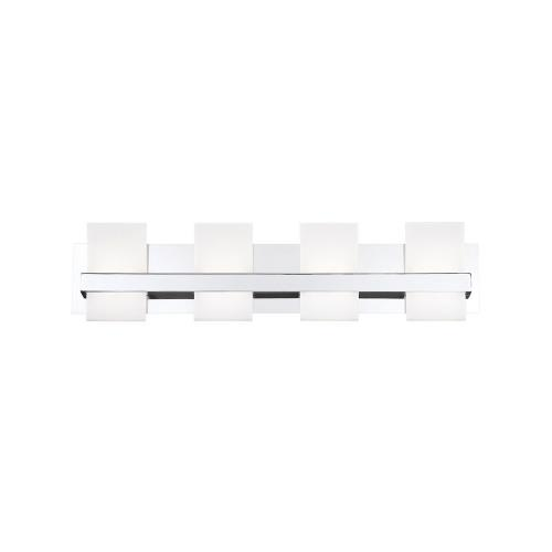 Eurofase Lighting 35656 Cambridge - 30W 4 LED Bath Bar - 28.75 Inches Wide by 7 Inches High