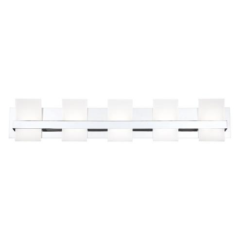 Eurofase Lighting 35657 Cambridge - 36.25 Inch 37.5W 5 LED Bath Bar