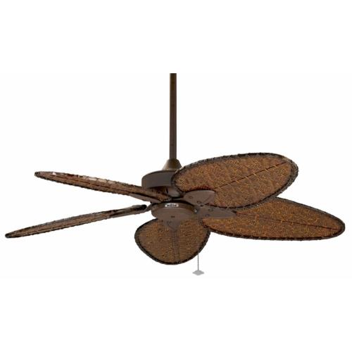 Fanimation Fans FP7500 Windpointe 5 Blade 44 Inch Ceiling Fan with Pull Chain Control