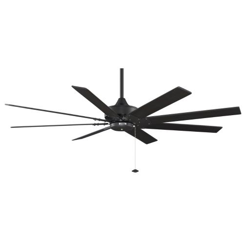 Fanimation Fans FP7910 Levon 8 Blade Ceiling Fan with Pull Chain Control - 63 Inches Wide by 14.5 Inches High
